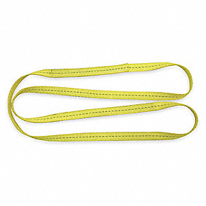 "8 ft. Endless - Type 5 Web Sling, Polyester, Number of Plies: 1, 2"" W"