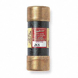 50A Fast Acting Melamine Fuse with 600VAC Voltage Rating&#x3b; JKS Series
