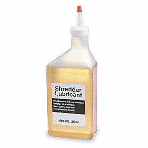 Mineral Shredder Oil, 16 oz. Bottle