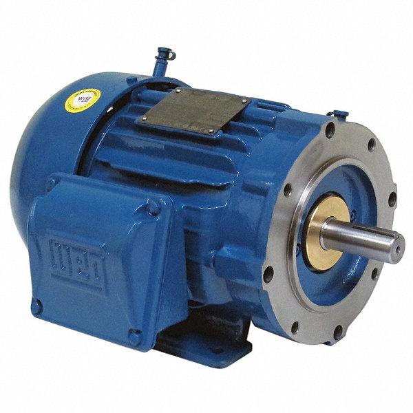 Weg 10 hp ieee 841 motor 3 phase 1800 nameplate rpm for Weg motors technical support