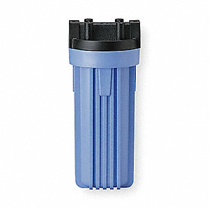 HOUSING FILTER 3/4IN NPT 1 CARTRIDG