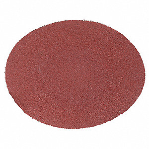 "2"" Quick Change Disc, Aluminum Oxide, TR, 150 Grit, Very Fine, Coated, 361F, PK50"