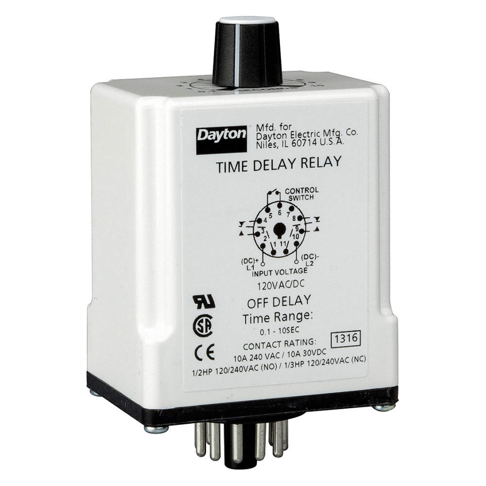Dayton Relay Wiring Diagram 120 Volt - Wiring Diagrams on