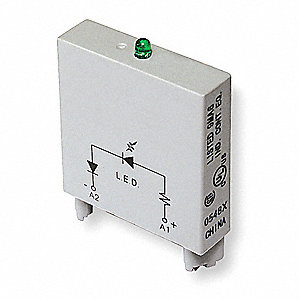 Expansion Module, LED, 120/240VAC/VDC Type