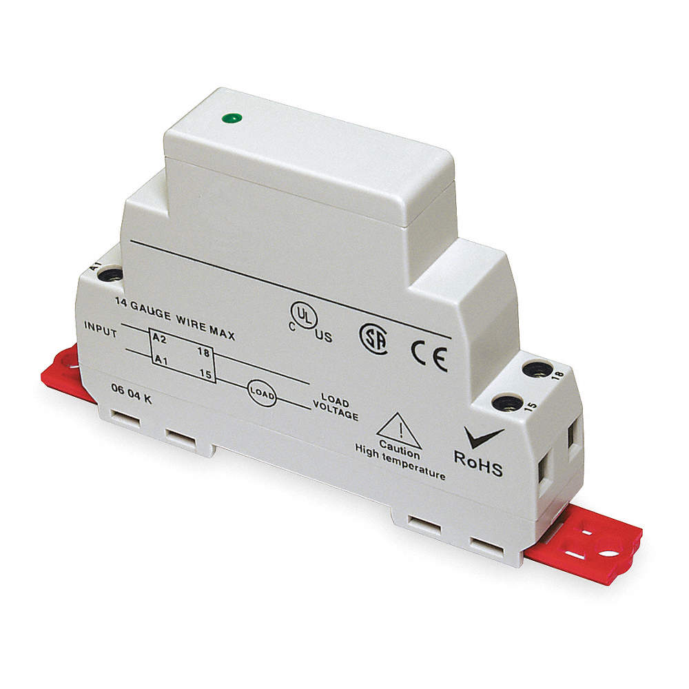 Dayton 1 Pole Din Rail Mount Solid State Relay Max Output Amps W Voltage Zoom Out Reset Put Photo At Full Then Double Click