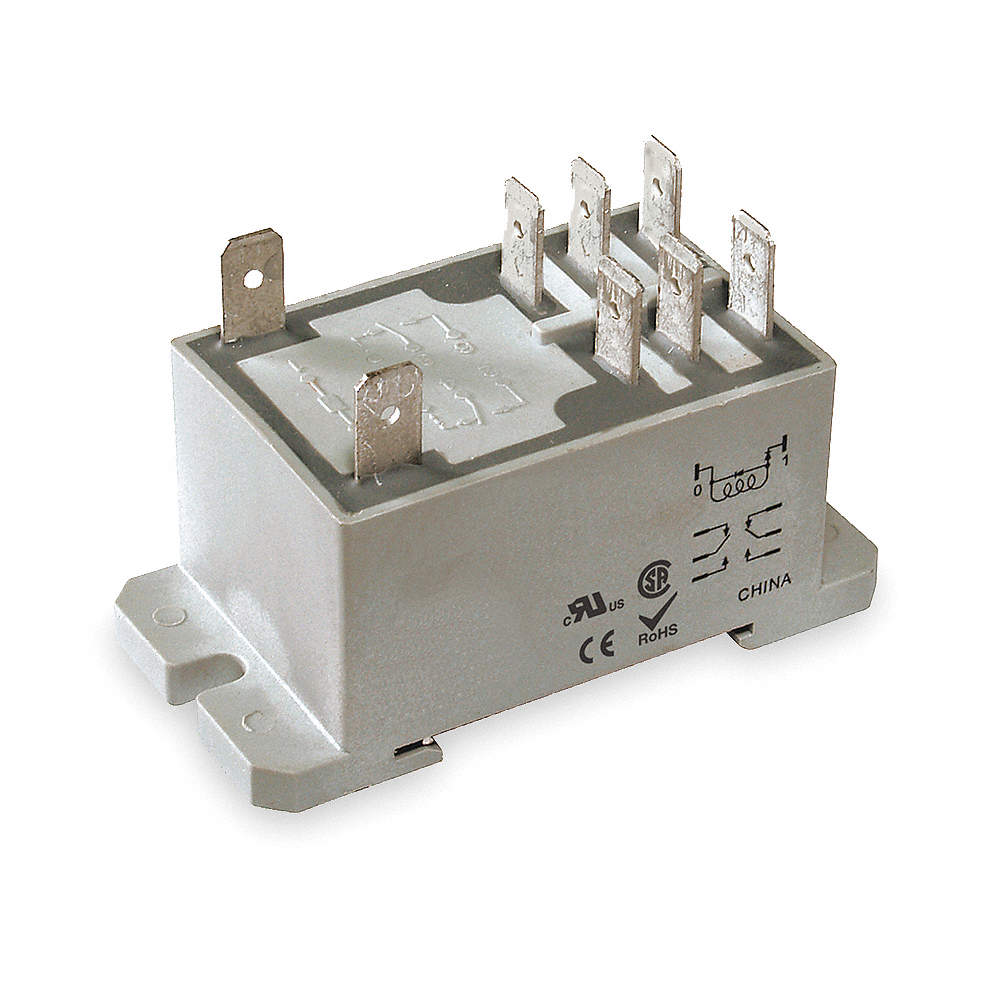 Dayton 12vdc 8 Pin Bottom Flange Din Rail Enclosed Power Relay Connection Zoom Out Reset Put Photo At Full Then Double Click