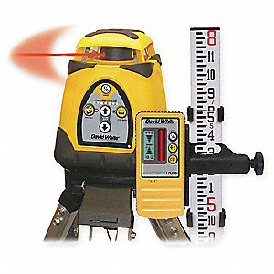 Electronic Self-Leveling Rotary Laser Level