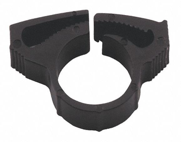 Plastic Hose Clamps >> Hose Clamp Nylon Max 0 536 In Pk10