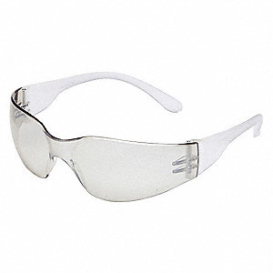 Condor™ Mini V Scratch-Resistant Safety Glasses, Indoor/Outdoor Lens Color