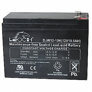 Fire Alarm Battery,10 Amps