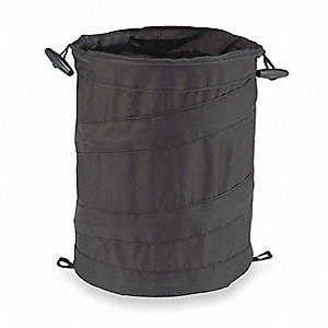 Collapsible Trash Can,Black