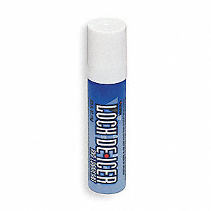 Lock De-Icer/Lubricant,Clear