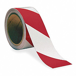 Warning Tape,Roll,2In W,30 ft. L