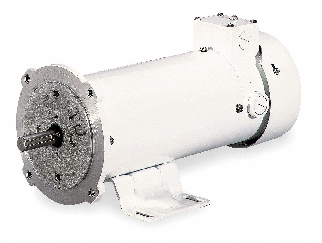 Dc Permanent Magnet Motors