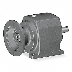 Standard Cast Iron C-Face Speed Reducer, Single Output, 385 lb. Overhung Load