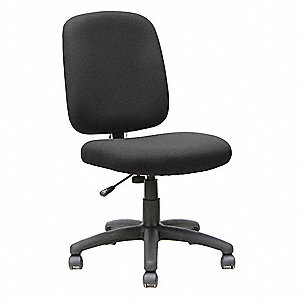 Desk Chair,36-1/4 to 40-1/8 x 20 in.
