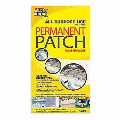 1FBH3 - Fiberglass Patch White 3x6 In UV Cured