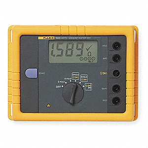 Earth Ground Tester,250VAC,128 Hz