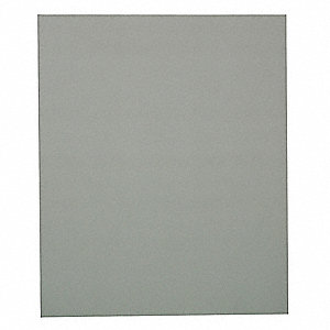 "Panel Toilet Partition, Solid Plastic Polymer, Gray, 55"" x 60"""