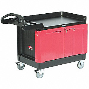 CART SERVICE 2 DOOR 16INX30IN