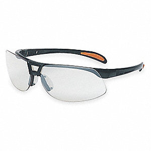 Protege® Scratch-Resistant Safety Glasses, SCT-Reflect 50 Lens Color