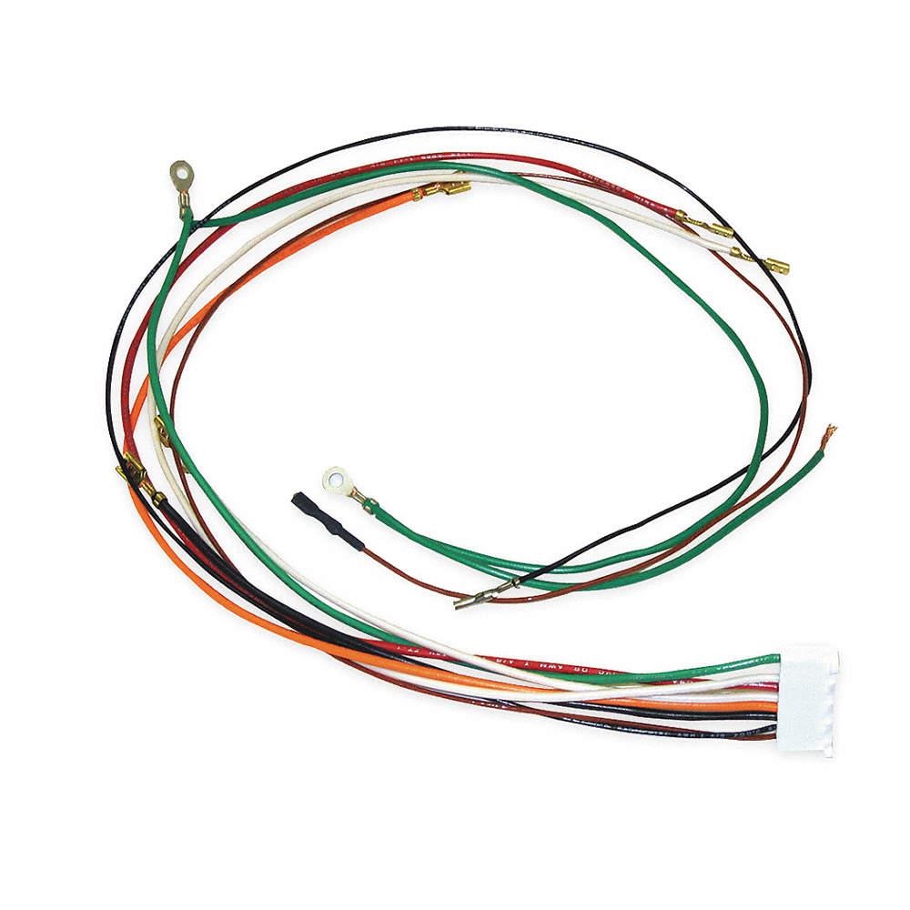 dayton wiring harness, 120v - 1fya8|1fya8 - grainger  grainger