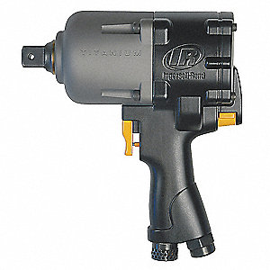 "Industrial Duty Air Impact Wrench, 1"" Square Drive Size 500 to 1800 ft.-lb."