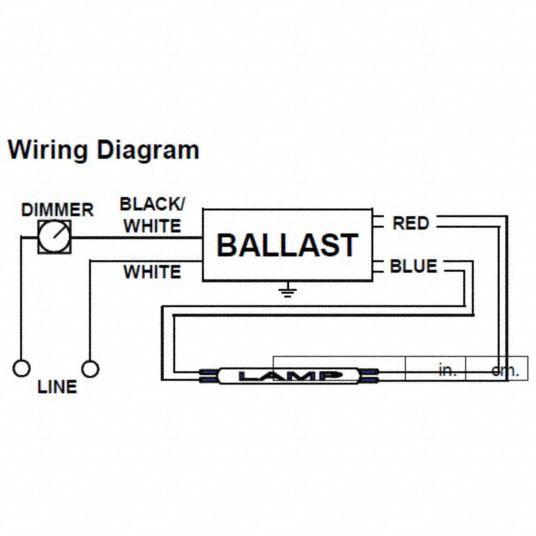 ADVANCE Mark 10(R) Powerline, Electronic, Fluorescent Ballast, Ballast  Start Type Programmed - 1FYF4 VEZ-132-SC - Grainger   Advance Mark 10 Ballast Wiring Diagram      Grainger