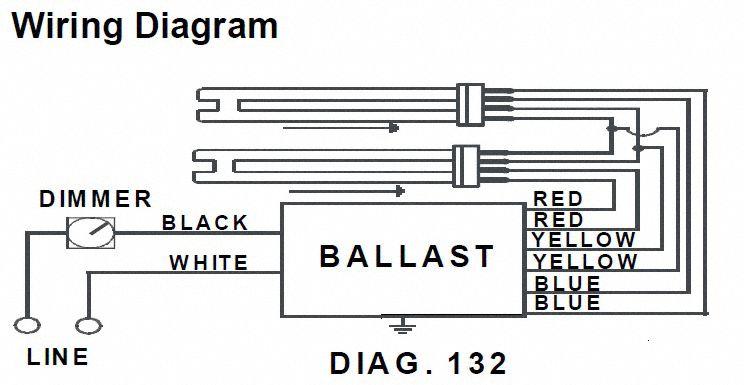 ADVANCE Mark 10(R) Powerline, Electronic, CFL Ballast, Ballast Start Type  Programmed, Input Voltage 120V - 1FYF5 REZ-2Q26-M2-LD-K - Grainger   Advance Mark 10 Ballast Wiring Diagram      Grainger