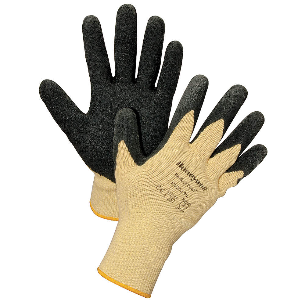 Yellow//Black PR Cut Resistant Gloves S