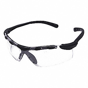 Enticer™ Scratch-Resistant Safety Glasses, Clear Lens Color