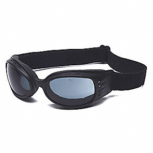 Impact Rstnt Goggles,Scratch Rstnt,Gray