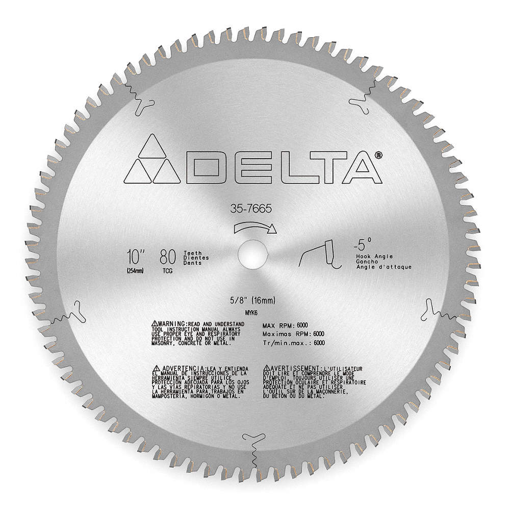 Delta circular saw bldcrbde10 in80 teeth 1gcl335 7665 grainger zoom outreset put photo at full zoom then double click greentooth Choice Image