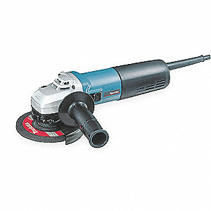 "4-1/2"" Angle Grinder, 12.0 Amps"