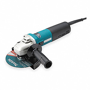 "6"" Angle Grinder, 12.0 Amps"