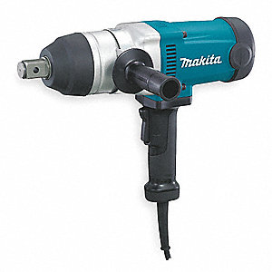"1"" Impact Wrench, 120VAC Voltage, Detent Pin, 738 ft.-lb. Max. Torque"