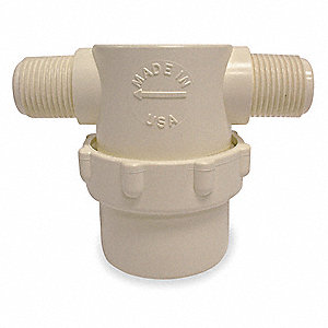 "Line Strainer,Low Profile,,1/2"",MNPT"