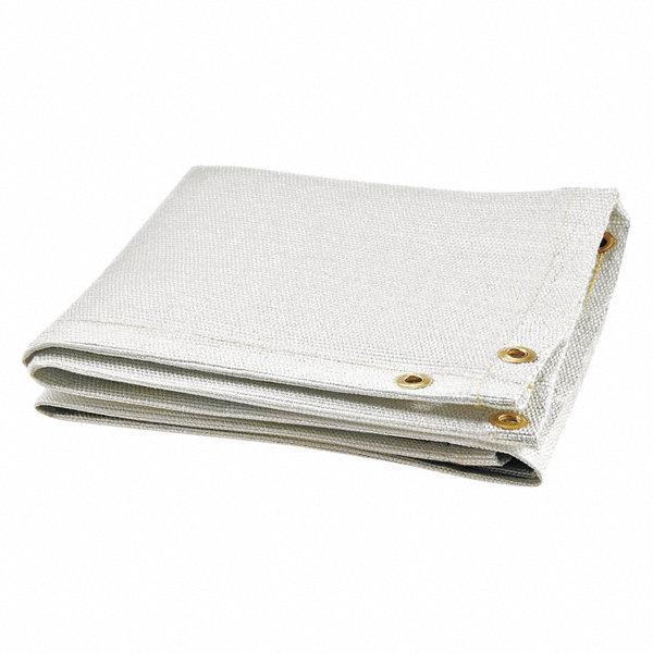 Steiner Uncoated Fiberglass Welding Blanket 8 Ft H X 8
