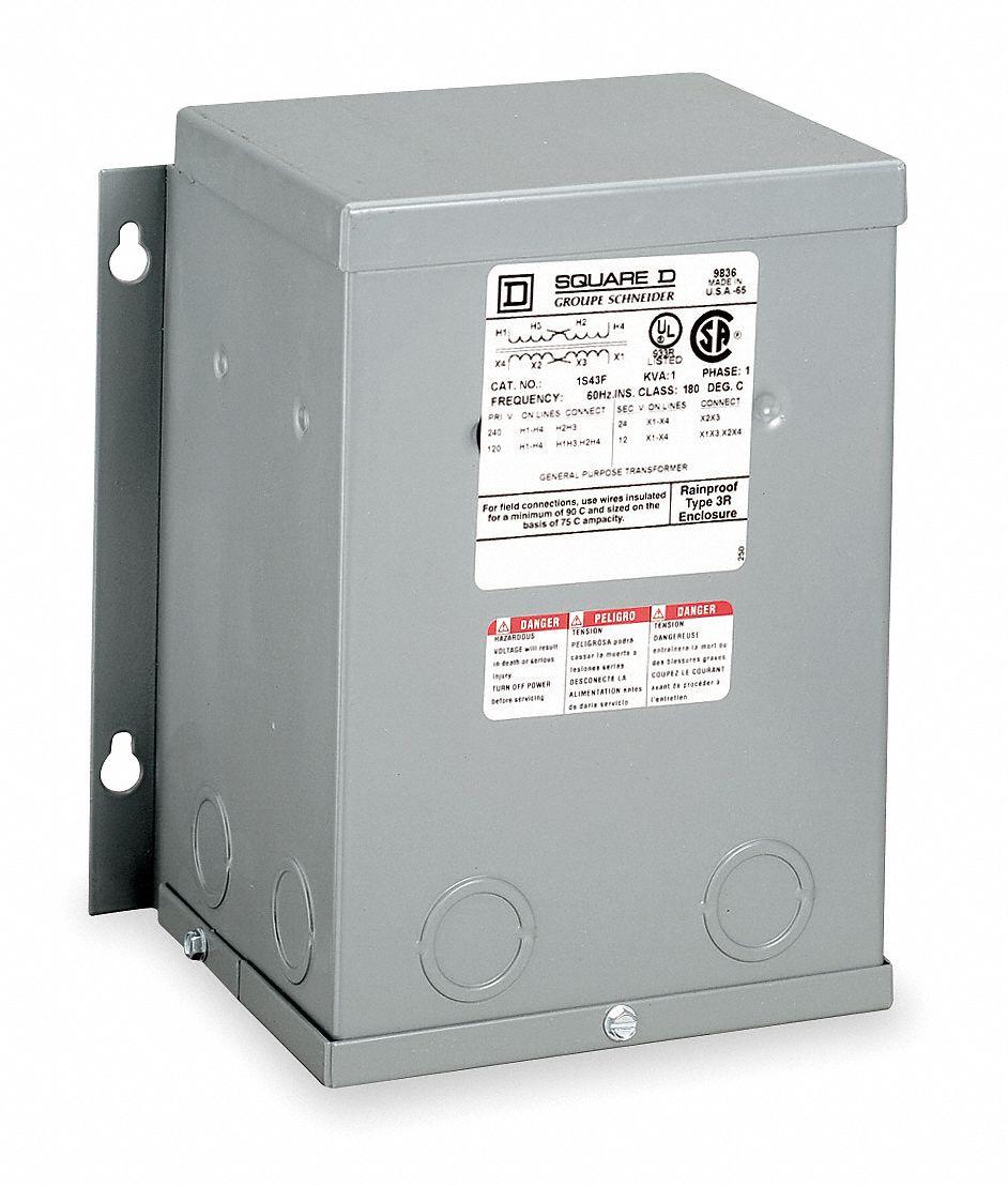 Single Phase Export Transformer, 110VAC, 220VAC Output