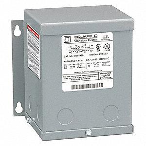 500VA Buck Boost Transformer, Input Voltage: 120VAC, 240VAC, Output on