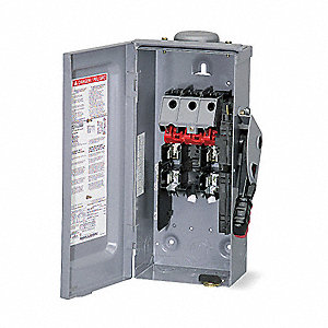 SWITCH SAFETY 400 A