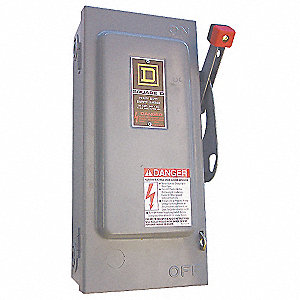 SWITCH SAFETY 100 A