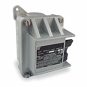 STARTER HP TYPE M INT 115V 2POLE