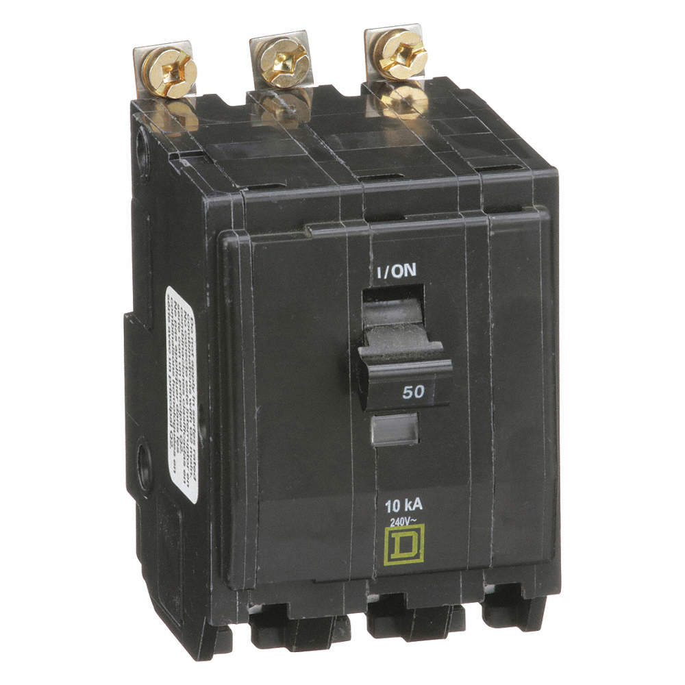 Square D Bolt On Circuit Breaker 50 Amps Number Of Poles 3 Breakers For Sale Dc Electronic Zoom Out Reset Put Photo At Full Then Double Click