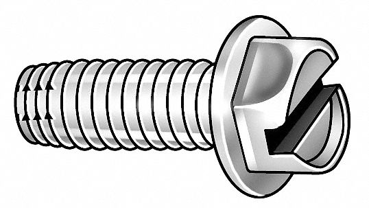 Thread Forming And Cutting Screws