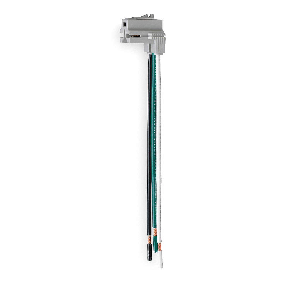 PASS AND SEYMOUR Recep Wiring Mod125VAC6inSolid 1HBH7 – Isolated Ground Receptacle Wiring