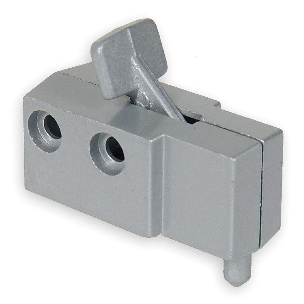Grainger Approved Sliding Patio Door Lock Aluminum 1hfl21hfl2
