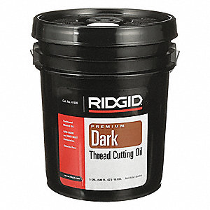 OIL THREAD CUTTING DARK REFM 5GAL