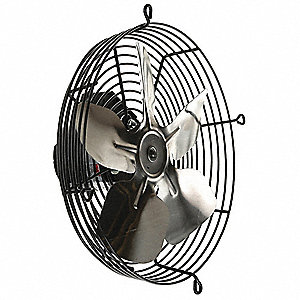 Exhaust Fan,10 In,115V,615 CFM