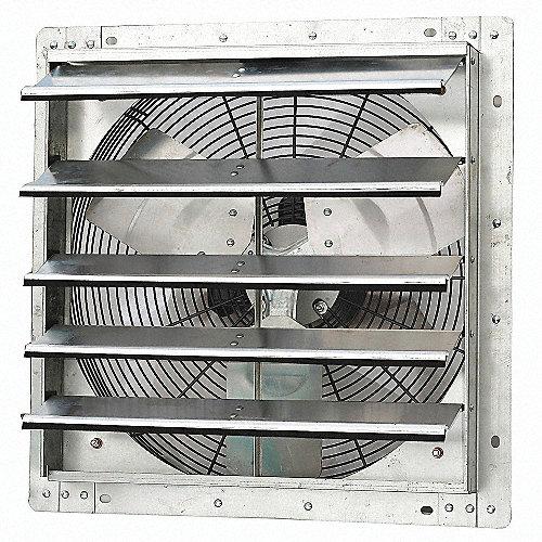 Dayton Ventilador Extracci 243 N Di 225 Hoja18plg 115v